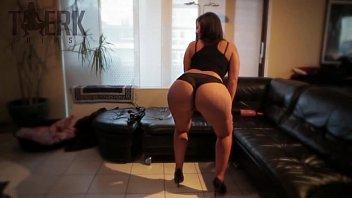twerk girl panties Young girl with an ass