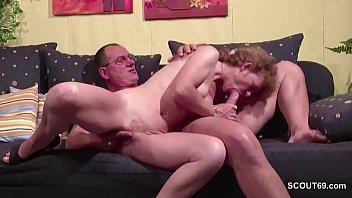 mature a seduced gf cheat Jerk on leg