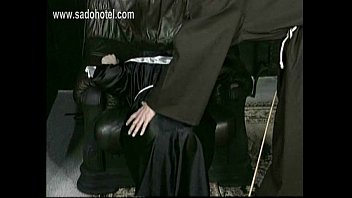 raped in nun forrest Gaping ass dildo