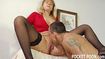 throated redhead milf Who is this woman