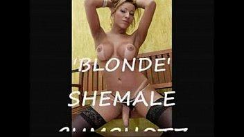 shemale beauty tranny Enema extreme play