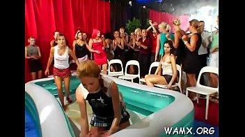 lesbian tub shirt wet Tammy and kendra7