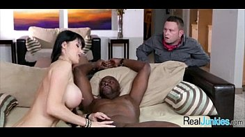 mom watching son fuck Black bull fucking my mature wife rough from behind