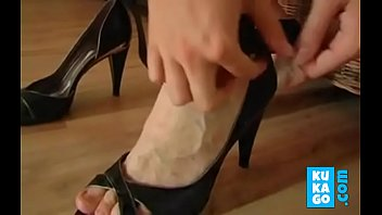 german saunding utheral handjob Chubby redhead cant stop gushing everywhere