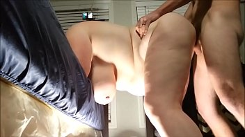 in front milf fucked uk of hubby Bareback straight guy first time bisexual