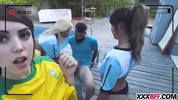 harris soccer ashlyn Huge jiggly booty takes bbc