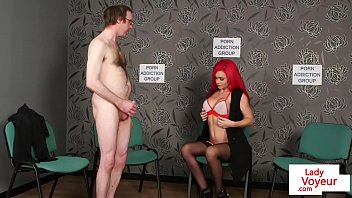 a strips guy pretty for girl Hot german gilf