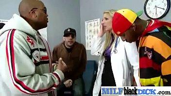 white to suck black woman cock loves Monster dildo set