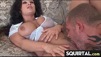 hot and she squirt fucks Huge hanging fat tits