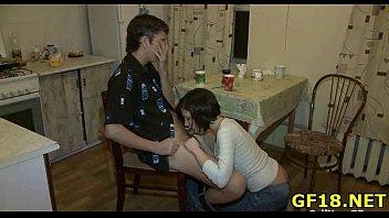 mouth lip forced kiss Porno star gundula