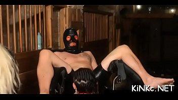 torture nipple electro Kinky married wife