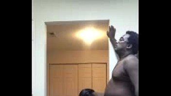 black blowjob gets boyfriend Severe face fucking