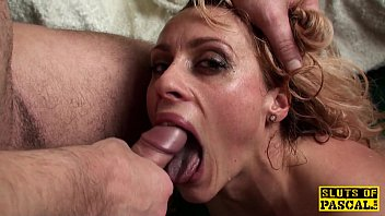 gag blond submission wife Counting dick 3d