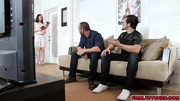 hollywood celebrity mms angelina sex Catches boyfriend jerking