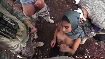 saudi hdvideo xxx arab Blindfolded wife thinks husband is fucking her