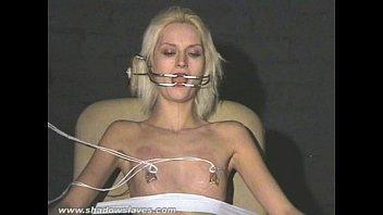 torture electro nipple Ariella s areolas