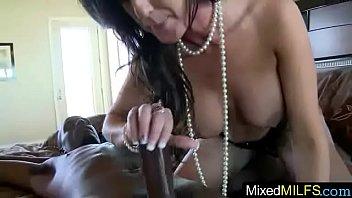 loves interracial black babe cock4 mature Tit ilking machine