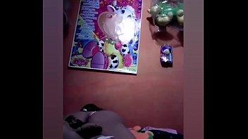 desnuda a espiando mi hija dormida Video dangdut koplo