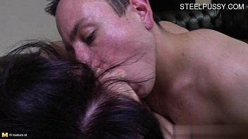 throat rough cum First time bloody painful